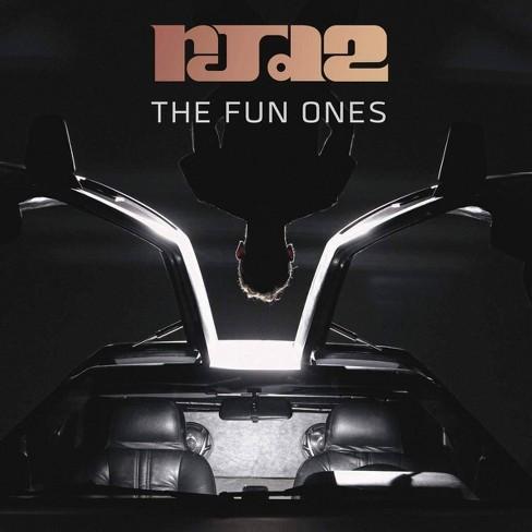 RJD2 - The Fun Ones (EXPLICIT LYRICS) (CD) - image 1 of 1
