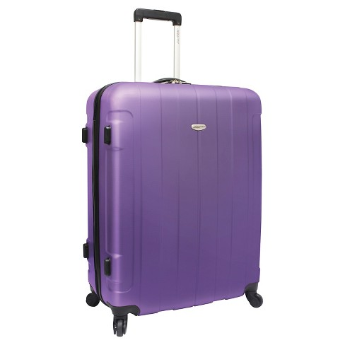 Traveler's Choice Rome 29' Hardside Spinner Suitcase - Purple - image 1 of 2