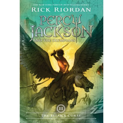 The Titan's Curse (Percy Jackson and the Olympians) (Reprint) (Paperback) by Rick Riordan