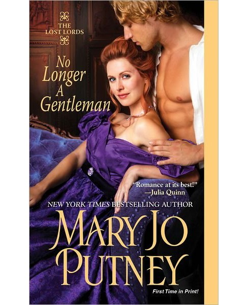 No Longer A Gentleman (Paperback) by Mary Jo Putney - image 1 of 1