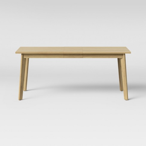Dining Table Natural - Made By Design™ - image 1 of 8