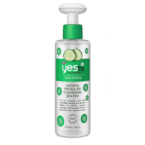 Yes to Cucumber Micellar Water 7.77oz - image 1 of 2