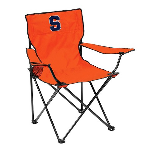 Syracuse Orangemen Quad Folding Camp Chair with Carrying Case - image 1 of 1