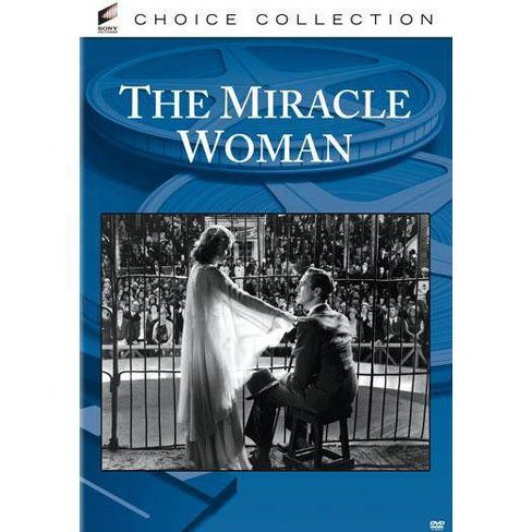The Miracle Woman (DVD) - image 1 of 1