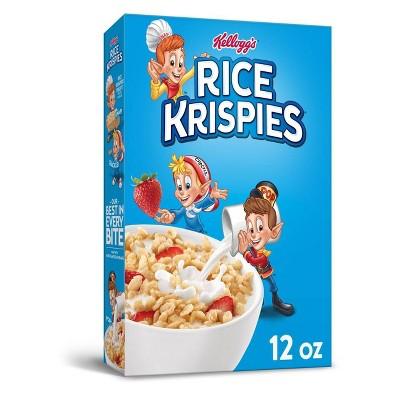 Rice Krispies Breakfast Cereal - 12oz - Kellogg's