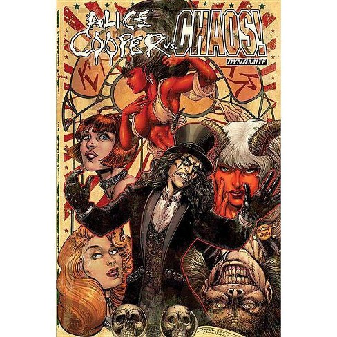 Alice Cooper vs. Chaos - by  Jim Terry & Tim Seeley (Paperback) - image 1 of 1