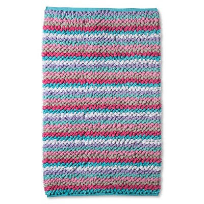 Loopy Chenille Scatter Rug - 30 x50  - Multi - Pillowfort™