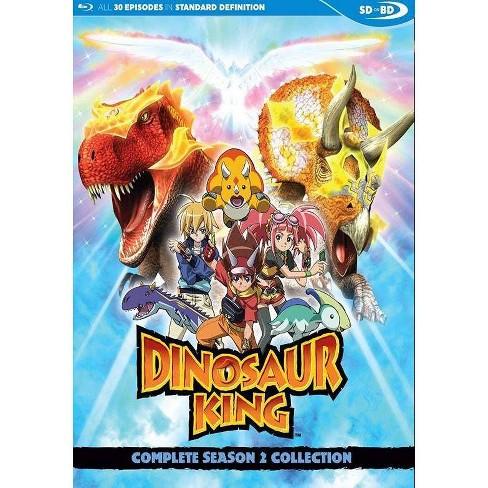Dinosaur King: Season Two (DVD) - image 1 of 1