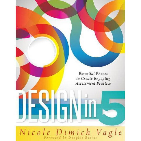 Design in 5 - by  Nicole Dimich (Paperback) - image 1 of 1