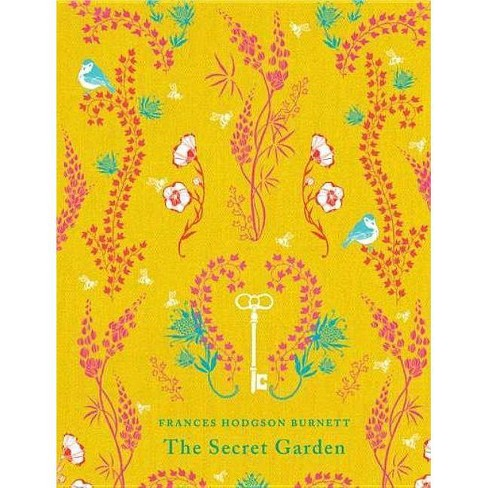 The Secret Garden - (Puffin Classics) by  Frances Hodgson Burnett (Hardcover) - image 1 of 1