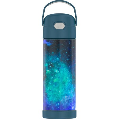 Thermos 16oz FUNtainer Water Bottle with Bail Handle - Galaxy Teal