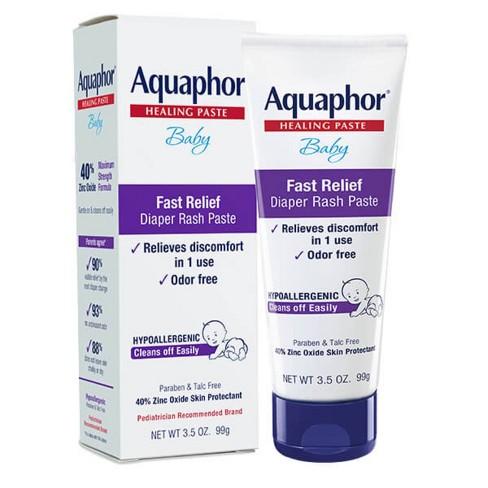 Aquaphor Baby Diaper Rash Paste - 3.5oz - image 1 of 3