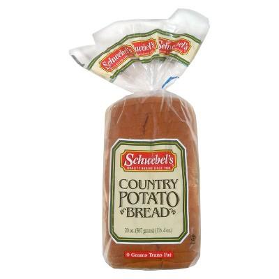 Schwebel's Country Potato Bread - 20oz