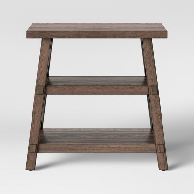 Bourne Side Table Brown - Threshold™