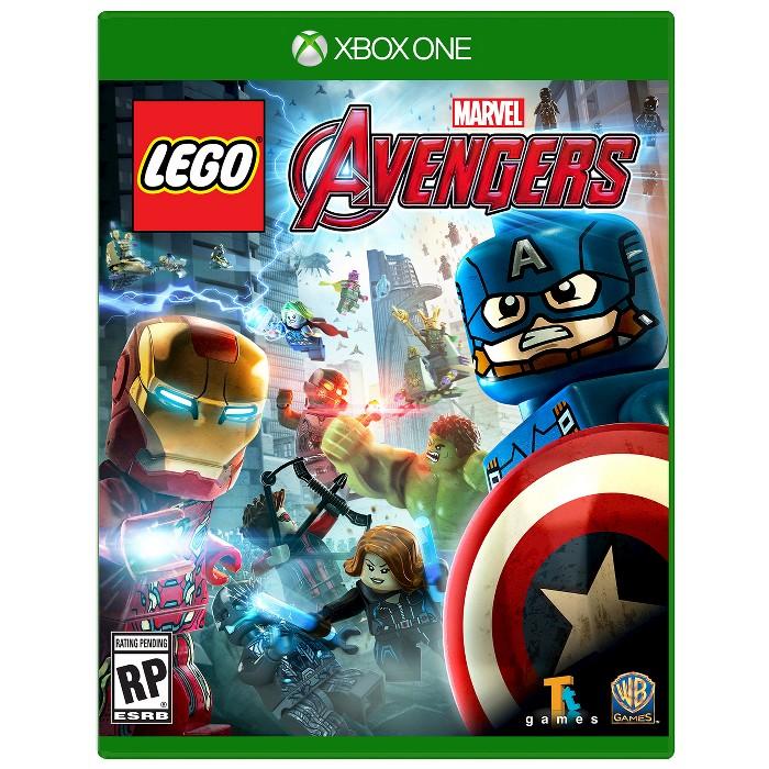 LEGO Marvel's Avengers Xbox One - image 1 of 1