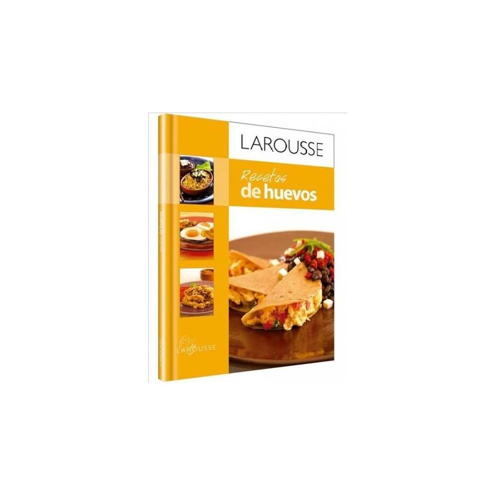 Recetas de huevos / Egg Recipes - (Hardcover)