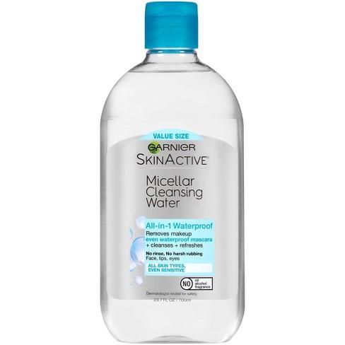 Garnier SkinActive Micellar Cleansing Water Waterproof  - 23.7 fl oz - image 1 of 4
