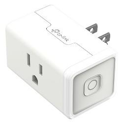WEMO Mini Smart Outlet Plug Wi-Fi Enabled - White (F7C063