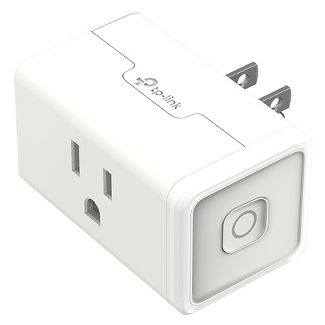 TP-Link Smart Wi-Fi Plug Mini - White (HS105)