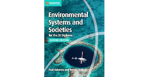 Environmental Systems and Societies for the IB Diploma (Paperback) (Paul Guinness) - image 1 of 1