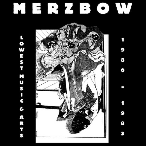 Merzbow - Lowest Music & Arts 1980-1983 (Vinyl) - image 1 of 1