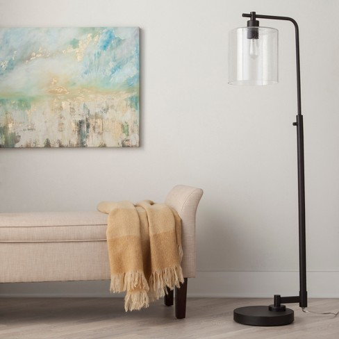 Hudson Industrial Floor Lamp Threshold Target