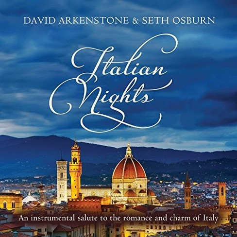 David Arkenstone - Italian Nights (CD) - image 1 of 1