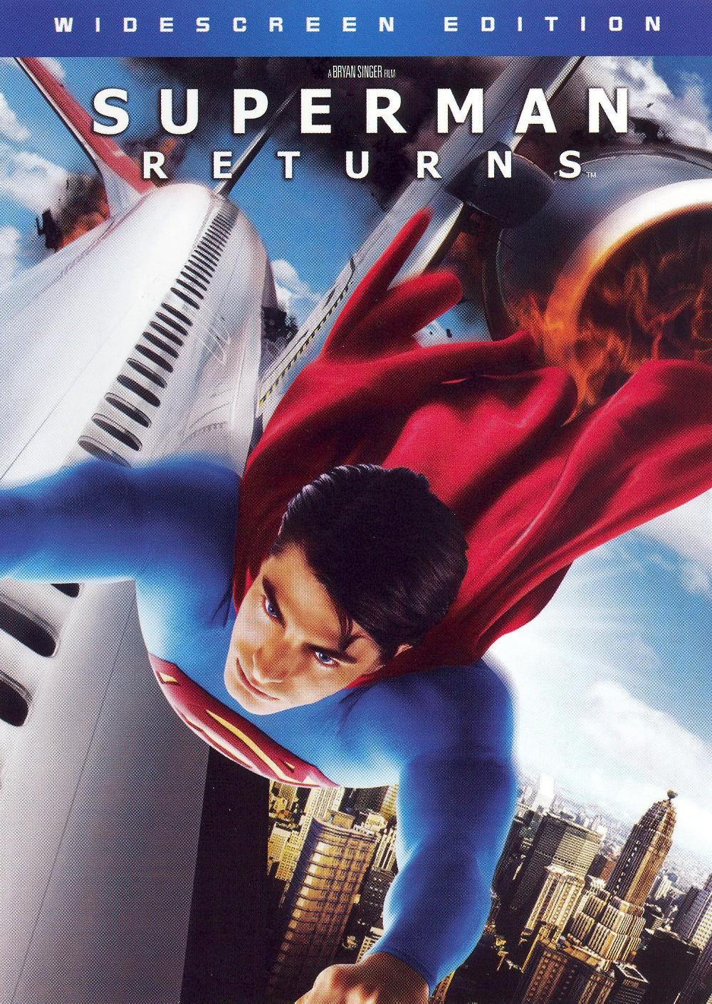Superman Returns (WS) (dvd_video)