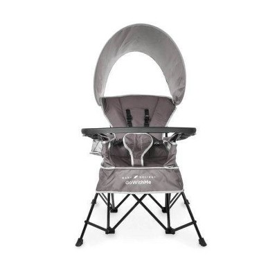 Baby Delight Go with Me Jubilee Deluxe Portable Chair - Gray