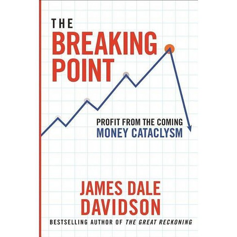 The Breaking Point - by  James Dale Davidson (Hardcover) - image 1 of 1