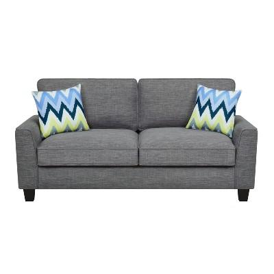 "78"" Deep Seating Astoria Sofa - Serta"