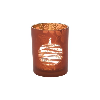 C&F Home Pumpkin Votive Holder Medium