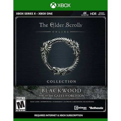 The Elder Scrolls Online Collection: Blackwood - Xbox One/Series X