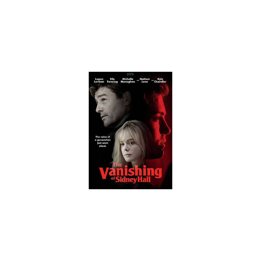 Vanishing Of Sidney Hall (Dvd)