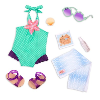 "Our Generation Swimsuit Outfit for 18"" Dolls - Marvelous Mermaid"