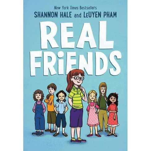 Real Friends (Paperback) (Shannon Hale) - image 1 of 1
