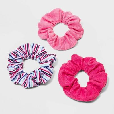 Girls' 3pk Twister Hair Ties - Cat & Jack™