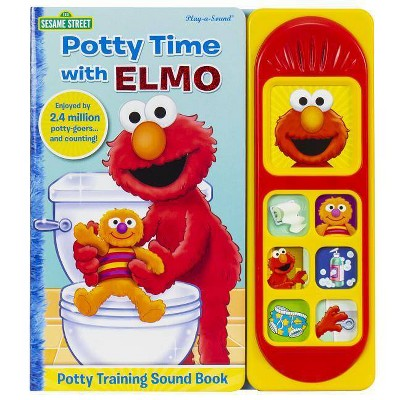 Potty Time With Elmo (Board)