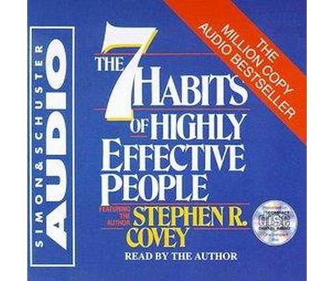 7 Habits of Highly Effective People : An Extraordinary, Step-By-Step Guide to Achieving the Human - image 1 of 1