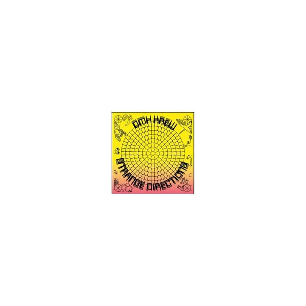 Dmx Krew - Strange Directions (Vinyl)