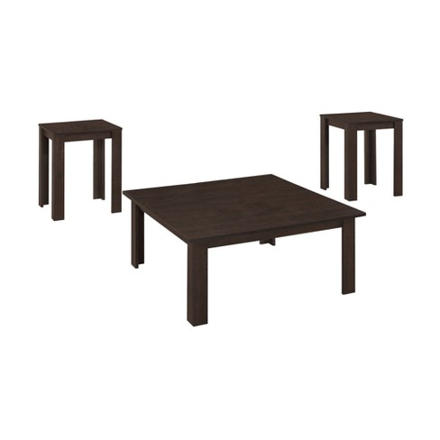 Table Set - Cappuccino - EveryRoom - image 1 of 2
