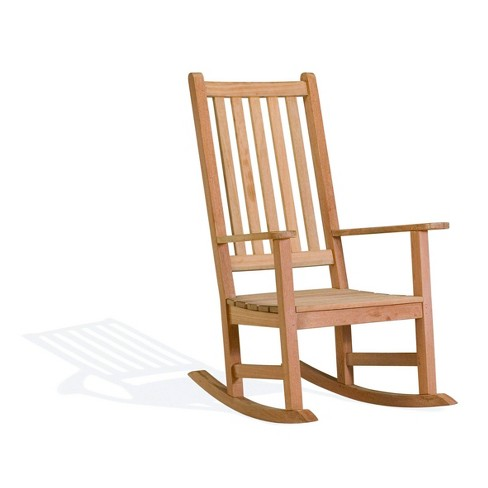 Classic Rocking Chair Natural - Oxford Garden - image 1 of 3