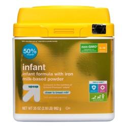 Infant Non-GMO Formula with Iron - 35oz - Up&Up™