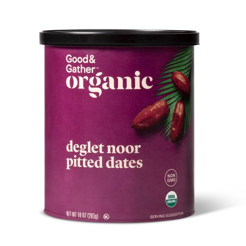 Organic Pitted Deglet Noor Dates - 10oz - Good & Gather™ - image 1 of 2
