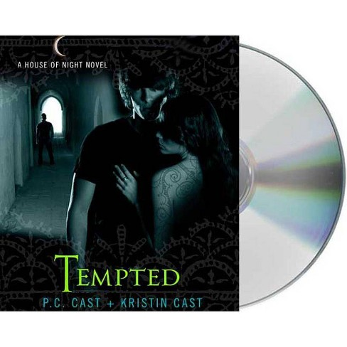 Tempted - (House of Night Novels) by Kristin Cast (AudioCD)