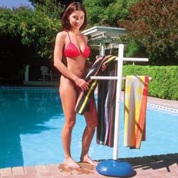 Poolmaster Poolside Towel Tree
