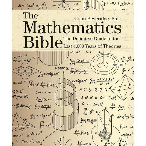 The Mathematics Bible - (Subject Bible) by  Colin Beveridge (Paperback) - image 1 of 1