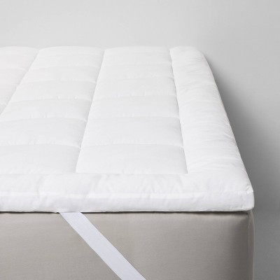King Quilted Pattern Mattress Pad - Made By Design™
