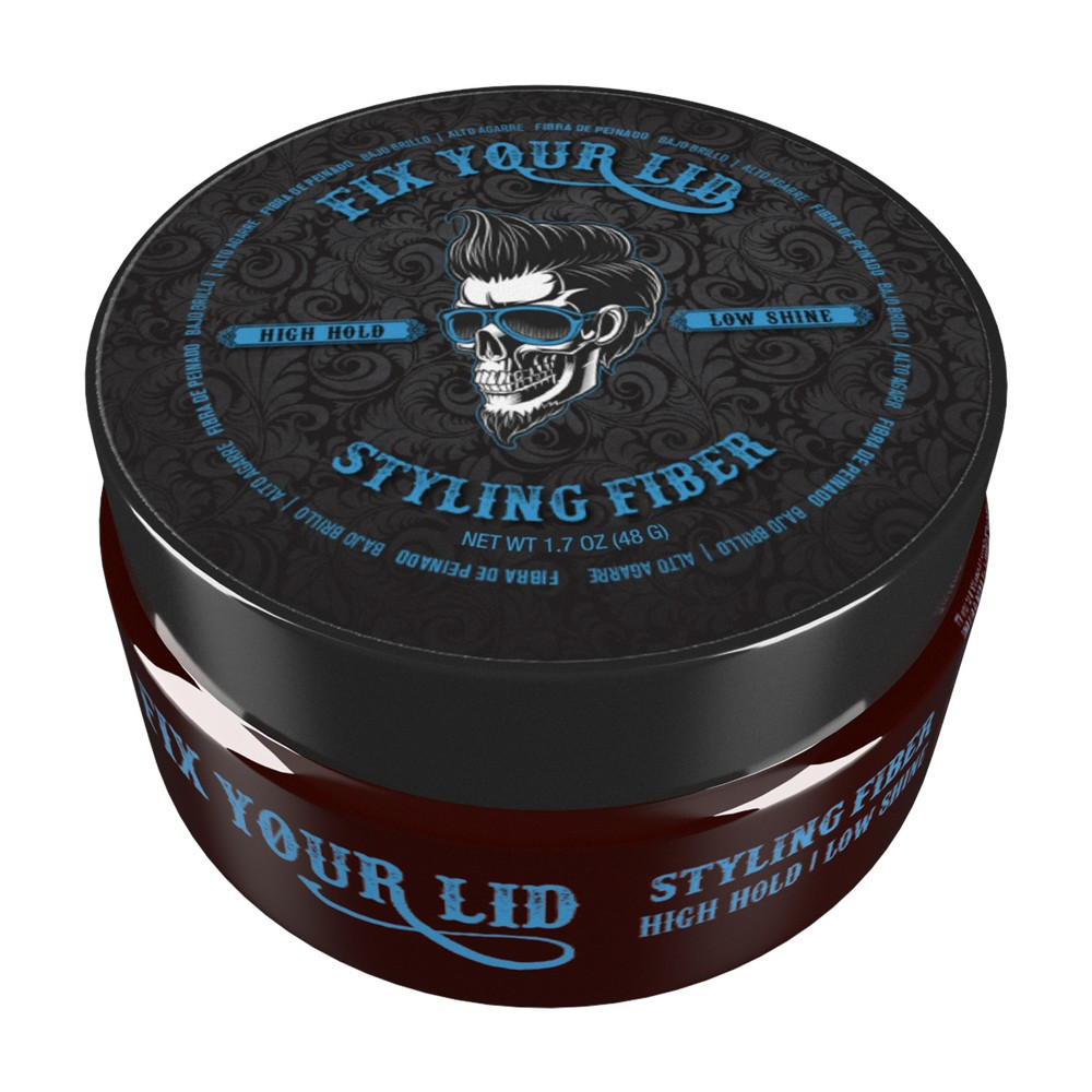 Image of Fix You Lid High Hold Styling Fiber - 1.7oz