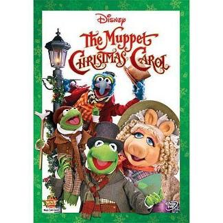 The Muppet Christmas Carol: Kermit's 20th Anniversary Edition (DVD) : Target